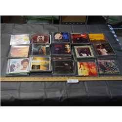 Lot of Assorted Cd's (38 Total)