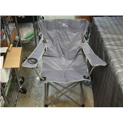 Outbourd Wide Back Folding Chair with Carrying Case