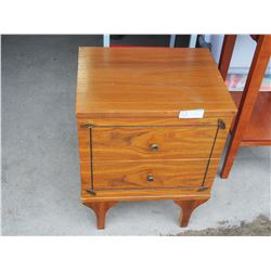 """End Table 17.75"""" by 14"""" by 22.5"""" T"""