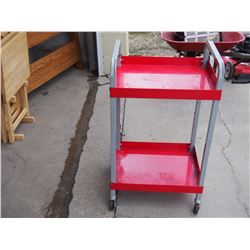 """4 Wheel Cart 19.75"""" by 14"""" by 29.75"""""""