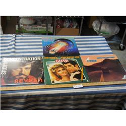 Lot of Misc Records (4) Good Condition