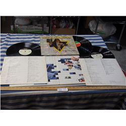 2X THE MONEY - 1979 Pink Floyd 2 Record Album (The Wall) and Alice Cooper (Welcome to my Nightmare)