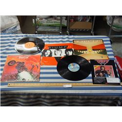 2X THE MONEY - Triumph and Meatloaf Bat out of Hell Records