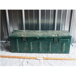 1943 Ammunition Box with Tool