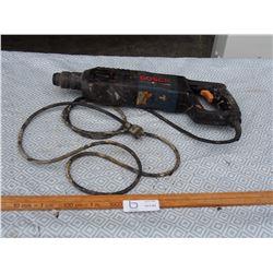 Bosch Roto Hammer (working)