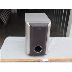 Sony Model No 22-WS52 Speaker (no sub)