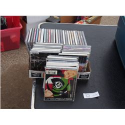 Mixed Lot of CDs