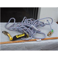 Jelco Tow Rope 5/8 50ft Long