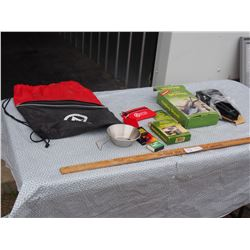 Camping Related Items
