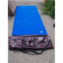 """87 by 37"""" Workout Mat in Bag"""
