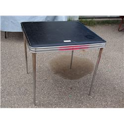 """Folding Table 30"""" by 30"""""""