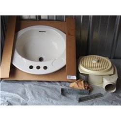 Leish Fan and Sink