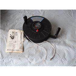 Vintage Mac Jac Temperature Gauge