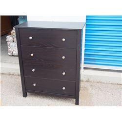 Four Drawer Dresser (like new)