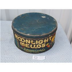 Moonlight Mellos Candy Tin