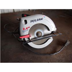 2.4hp Skil Saw *working