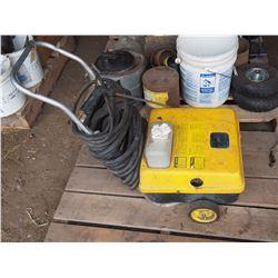 John Deere Pressure Washer