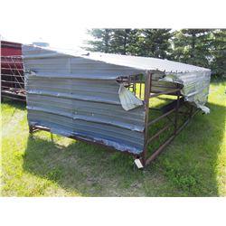 Calf Shelter- 20ft X 8ft