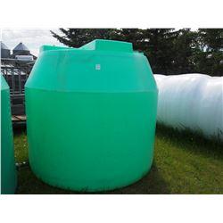1250 Gallon Tank