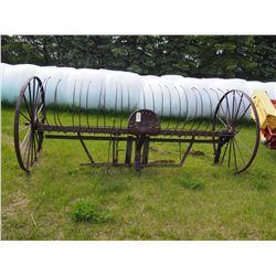 Antique Hay Rack