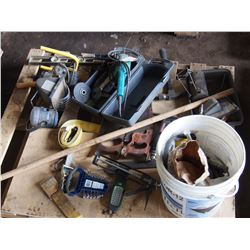 Power Tools, Shop Related Items, Etc
