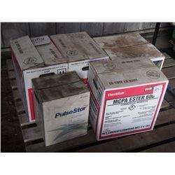 Herbicides Heat LQ, MCPA Ester 600- 5 Boxes