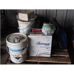 Fungicides, Chemicals, Livestock Supplies, Etc