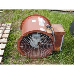 Middle State Aeration Fan 3HP