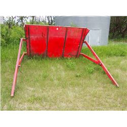 Silage End Dump Gate for 3 Tonne Truck w/ 5 side & front box extensions