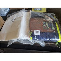 Various Sizes of Coveralls  (New In Package)