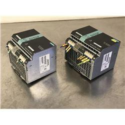 (2) SIEMENS 6EP1436-3BA00 SITOP POWER SUPPLY