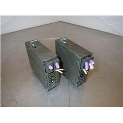 (2) SIEMENS 1P 6ES7 315-2AG10-0AB0 SIMATIC S7