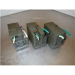 (3) SIEMENS 1P 6GK7 343-1EX11-0XE0 SIMATIC NET CP INDUSTRIAL ETHERNET