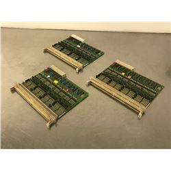 (3) SIEMENS A92-C310-02-86 CIRCUIT BOARD