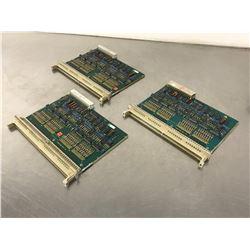 (3) SIEMENS C79040-A92-C192-1-87 CIRCUIT BOARD