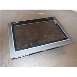 SIEMENS 1P 6AV2 124-0MC01-0AX0 SIMATIC HMI