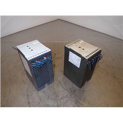 (2) SIEMENS 3TK2805-0BB4 CONTACTOR
