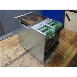 (2) Indramat AC Servo Controller, M/N: TDM 1.2-50-300W1
