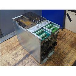 (2) Indramat AC Servo Controller, M/N: TDM 1.2-50-300-W1