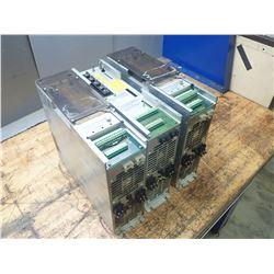 (3) Indramat AC Servo Controller, M/N: TDM 1.2-50-300-W1