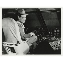 Howard Hughes personal (14) photographs relating to the H-4  Hercules  Flying Boat (Spruce Goose).