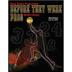 "Ross Online Productions ""Before They Were Pros"" Media Library"