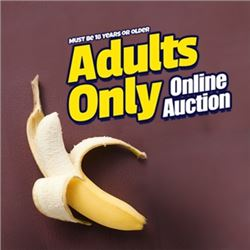 ***THIS IS AN 21+ ONLY AUCTION***