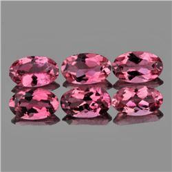 Natural Padparascha Pink Tourmaline 5x3 MM - FL
