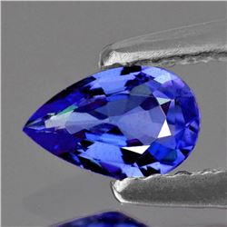 Natural Untreated Blue Sapphire 6x4 MM - VVS