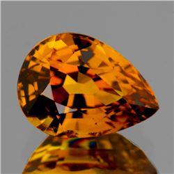 Natural Golden Yellow Tourmaline - Flawless-VVS1