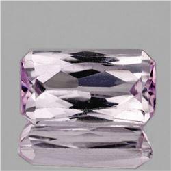 Natural Bi Color Kunzite 15x10 MM - Untreated