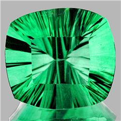 Natural Emerald Green Fluorite 21.60 Cts - Flawless