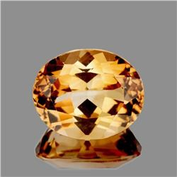 NATURAL CHAMPAGNE IMPERIAL TOPAZ [FLAWLESS-VVS]