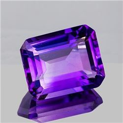Natural Premium Quality Amethyst [Flawless-VVS]